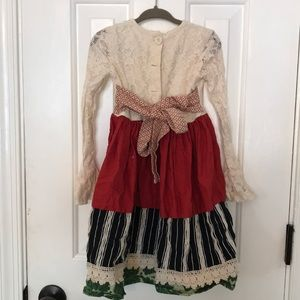 Persnickety Dresses - Persnickety Christmas dress